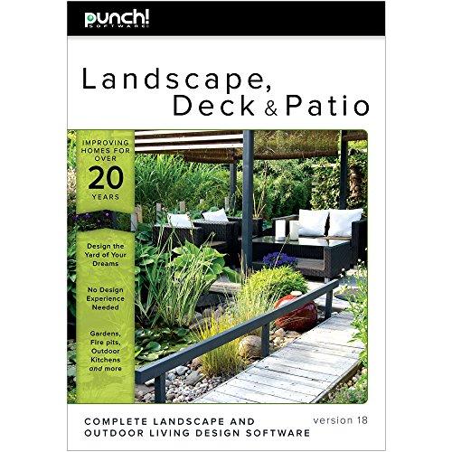 (Punch! Landscape, Deck and Patio Designer v18 [Download])