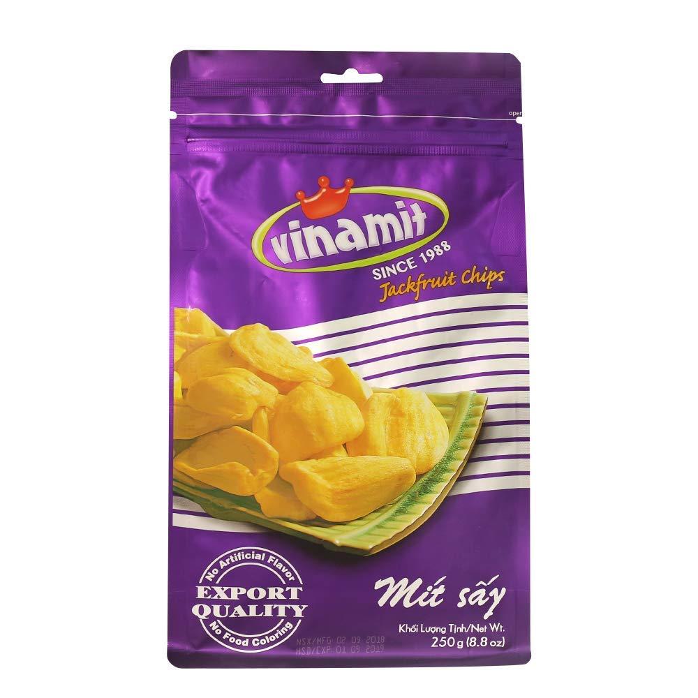 Vinamit Vacuum Dried Jackfruit Chips- 250G