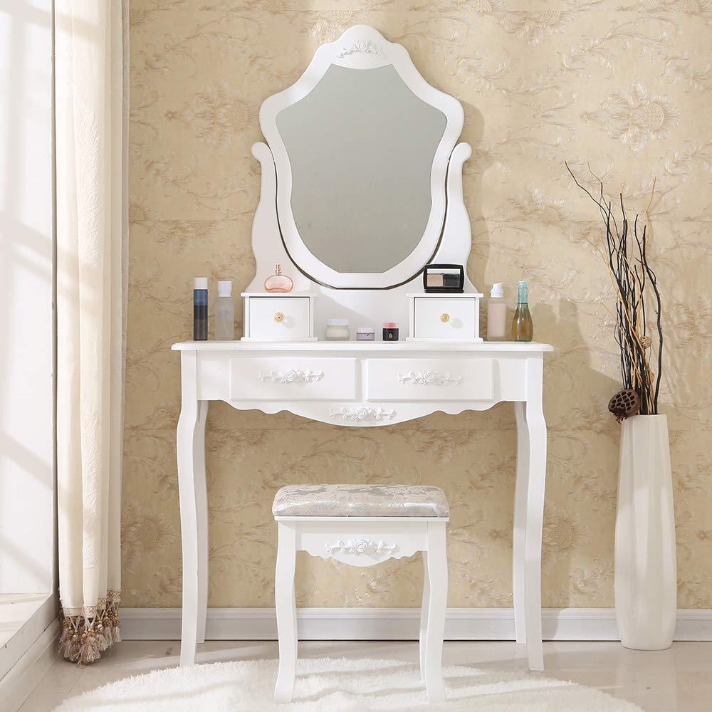 bedroom vanity makeup table