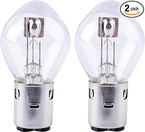 Amazon.com: Poweka S2 - Bombilla de 12 V 35/35 W para ...