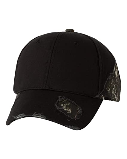 Outdoor Cap Frayed Camouflage Cap 9bbb35e0308