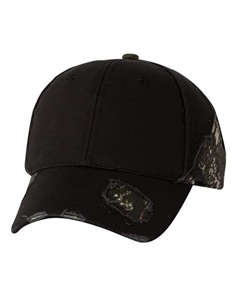 1024561f96a Outdoor Cap Frayed Camouflage Cap