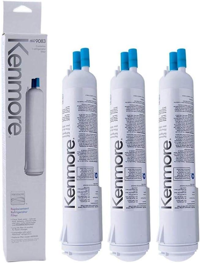 Κеnmore 469083 Replacement Refrigerator Water Filter(3-Pack)