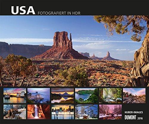 USA - Fotografiert in HDR 2016