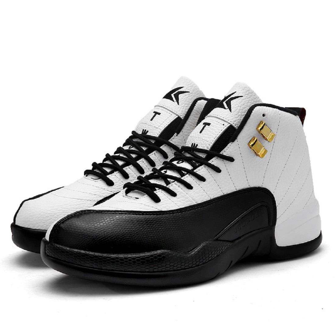 Herren Winter Das neue Basketball Schuhe Rutschfest Sportschuhe Atmungsaktiv Schutzfuß Trainer Laufschuhe EUR GRÖSSE 39-44