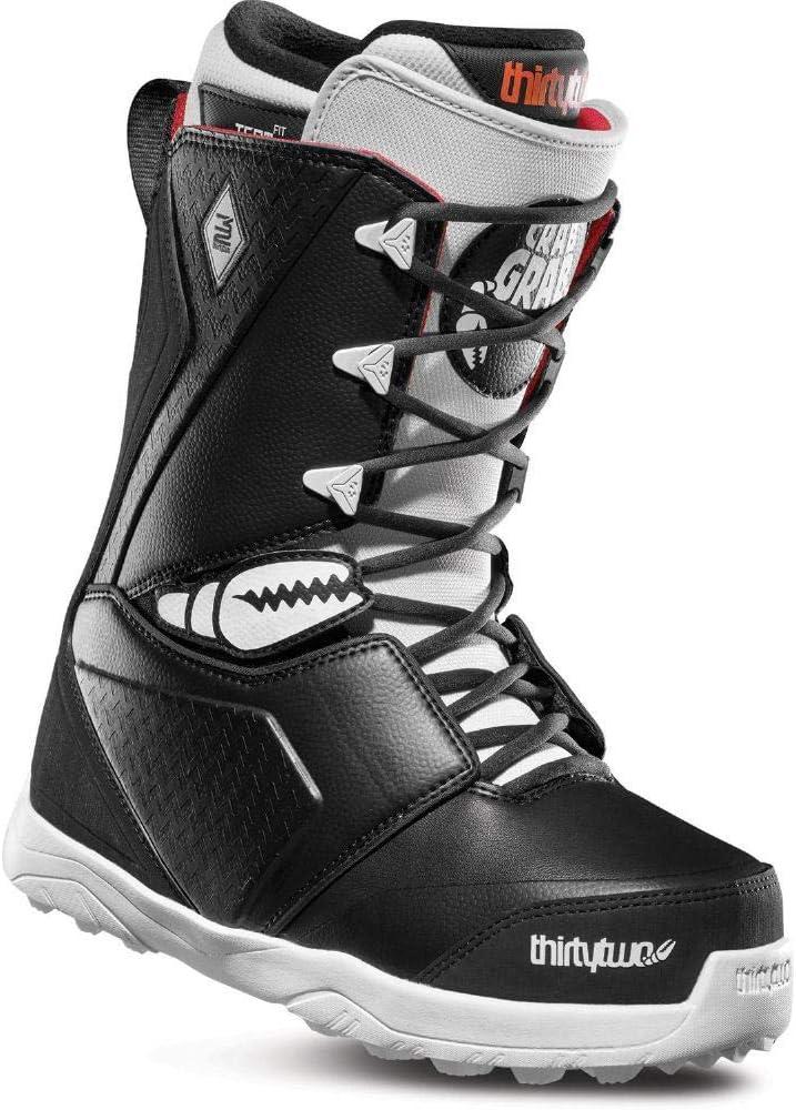THIRTY TWO(32) LASHED CRAB GRAB 黒 RAW 18-19モデル 27.0 メンズ スノーボード ブーツ スノボー 靴
