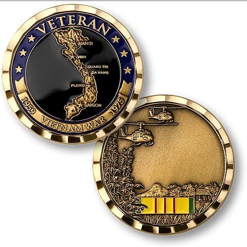MotorDog69 Vietnam Veteran Country Harley Timing Cover Coin Mount Set/…/…