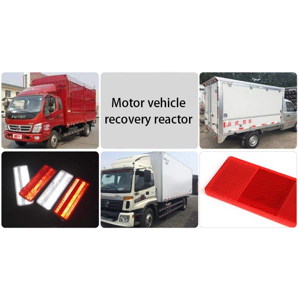 HEIRAO Auto Car Sticker Reflective Safety Caution Cars Warning Sticker
