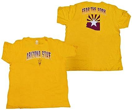 Arizona State University Sun Devils Golden Boy camiseta para hombre ...