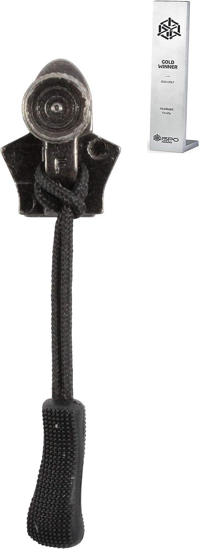Munkees 7065  FixnZip Zipper Repair Medium Black by Munkees