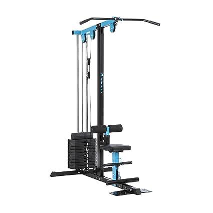 CAPITAL SPORTS LZ 550 • Máquina de poleas • Multiestación • 2 cables • Acero •
