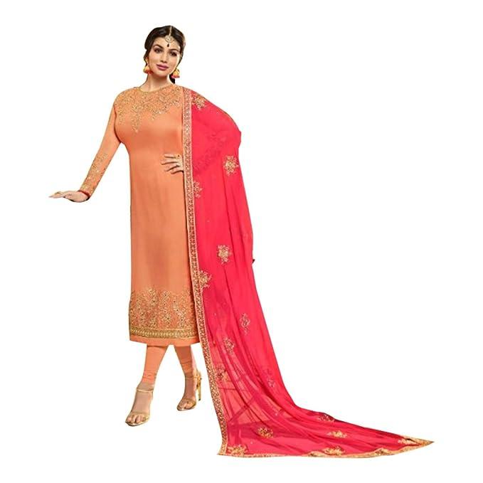 Indian Bollywood Indio Party Wear Vestido de Las Mujeres ...