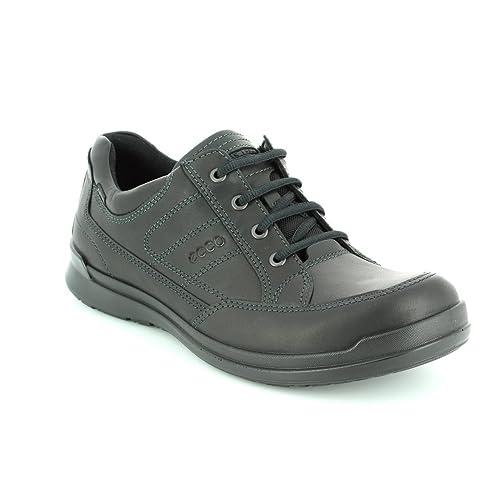 ECCO 524544/01001 Howell Gore-TEX Black Mens Casual Shoes 45