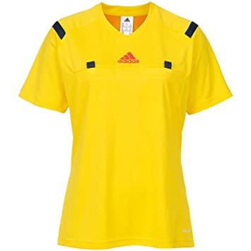 Adidas Árbitro Camiseta Manga Corta d82285: Amazon.es: Deportes y aire libre