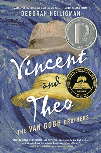 Vincent and Theo: The Van Gogh Brothers from Henry Holt Company