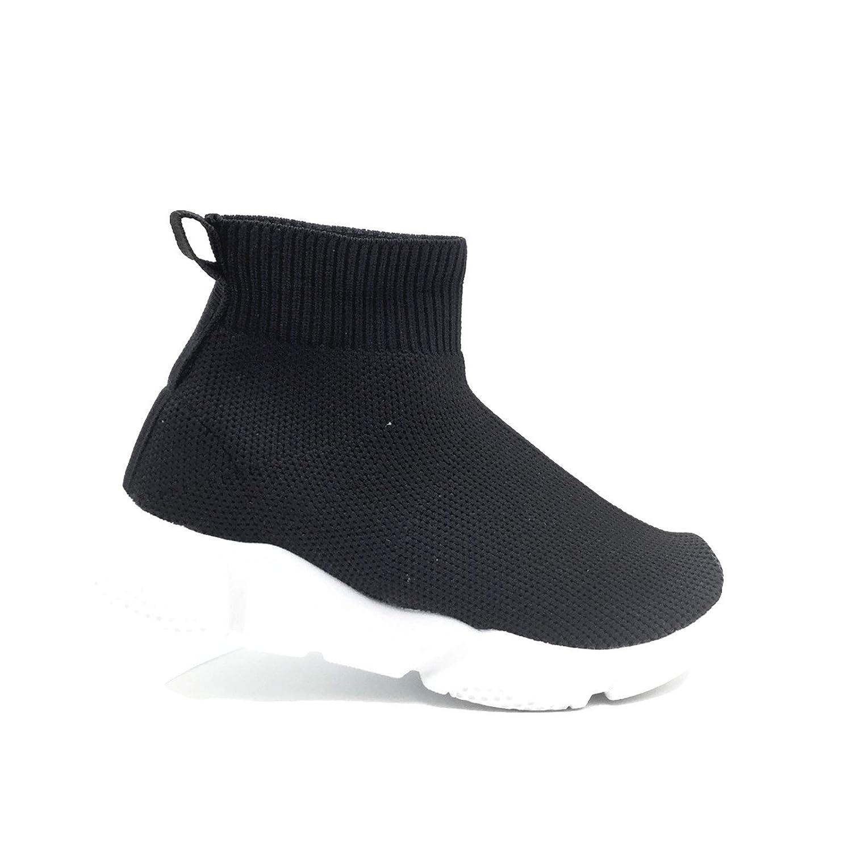 550a5aa4562000 Toocool - Scarpe Bimba Bambina calzino Perle Sport Tessuto Elastico  Sneakers Sportive 963B: Amazon.it: Scarpe e borse