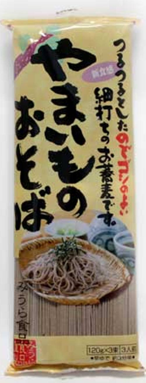 Soba 360gX20 pieces of Miura food yam by Miura food