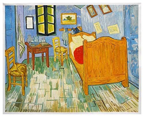 Amazon.com: Vincent's Bedroom in Arles 1889 - Vincent van