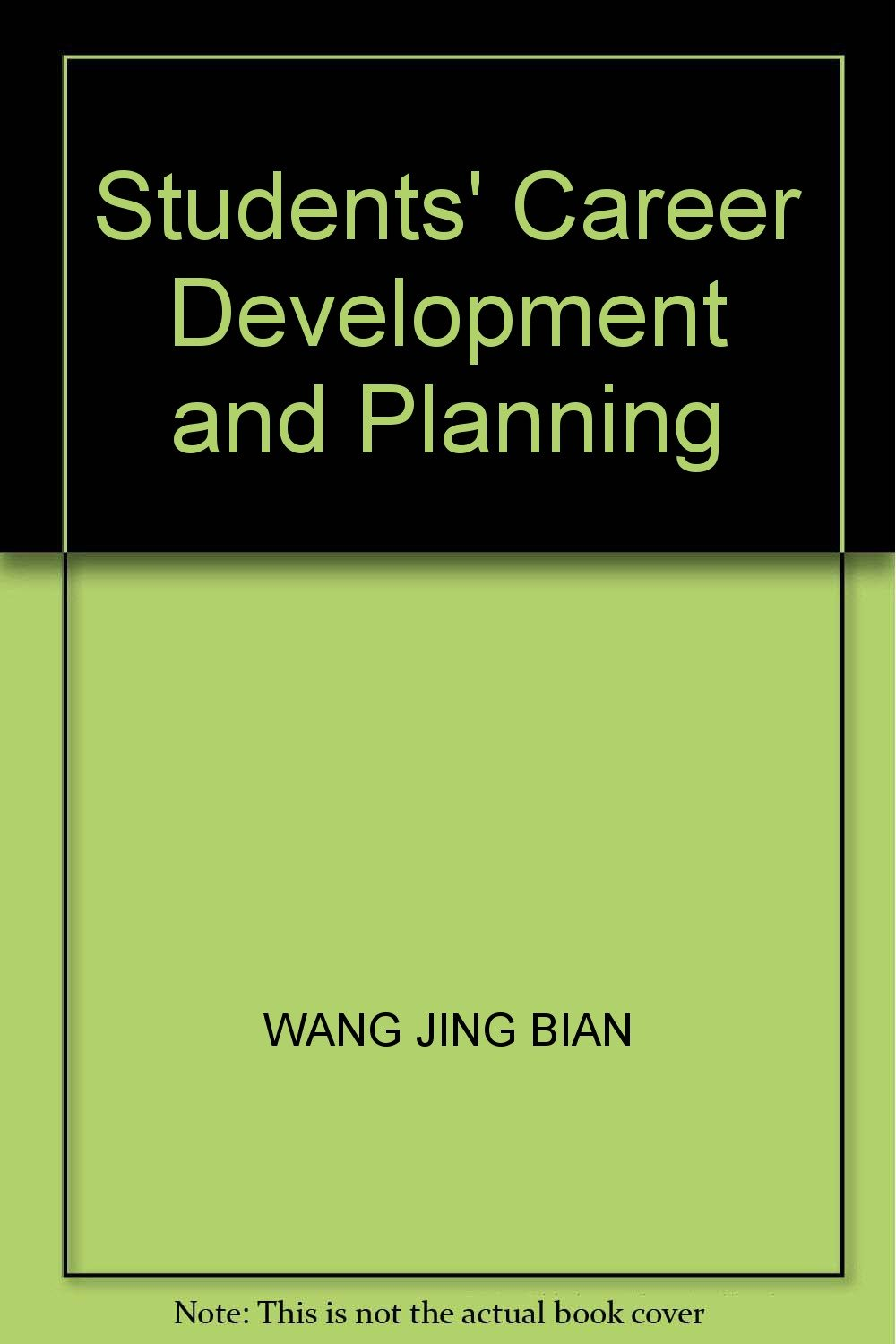 Students' Career Development and Planning ebook