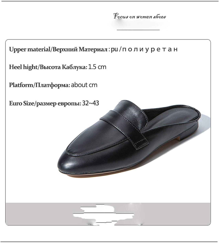 Alfalfa Plant Slippers Ladies Summer Shoes Mules Outside Slippers Low Heels Female Footwear Slides,Silver,10.5