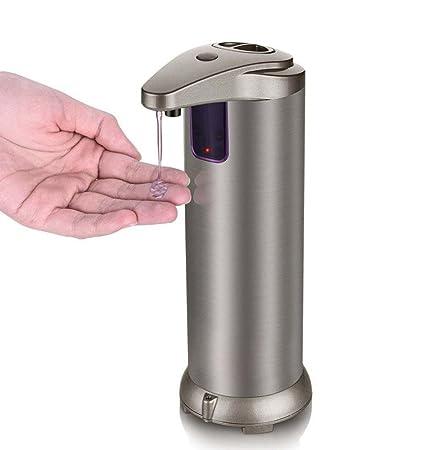 Ducha de dispensadores,Dispensador de jabón automático sensor Ir de movimiento por infrarrojos sensor mano