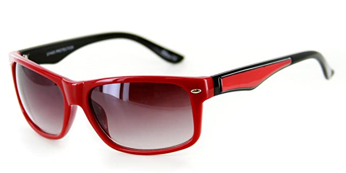 c663c061bf Image Unavailable. Image not available for. Color  Go Coastal Sunglasses  with Stylish Two Toned Frames with Gradient Medium Lenses for Men and Women