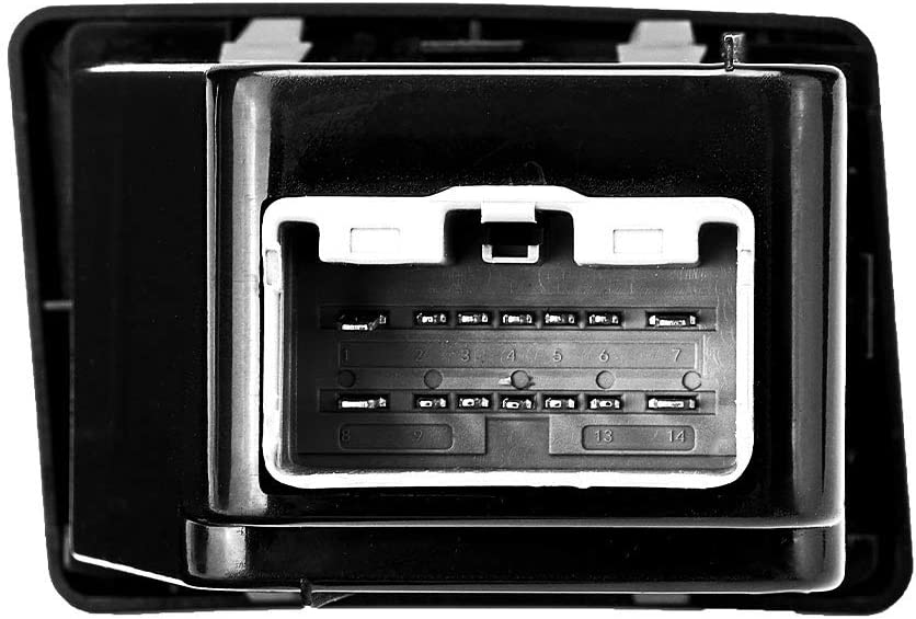ISSYAUTO 2015 2016 2017 2018 2019 2020 F150 Dash Trailer Brake Controller Module,JL3Z-19H332-AA JL3Z2C006AA