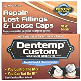 Dentemp Temporary Cavity Filling Mix - 1 App