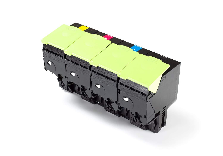 70C2HC0 CS410N CS410DTN 702HCE Toner pour Lexmark CS310N CS510DE Green2Print Toner cyan 3000 pages remplace Lexmark 70C0H20 CS510DTE CS410DN 700H2 70C2HCE CS310DN 702HC