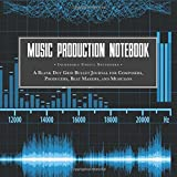 Music Production Notebook: A Blank Dot Grid Bullet