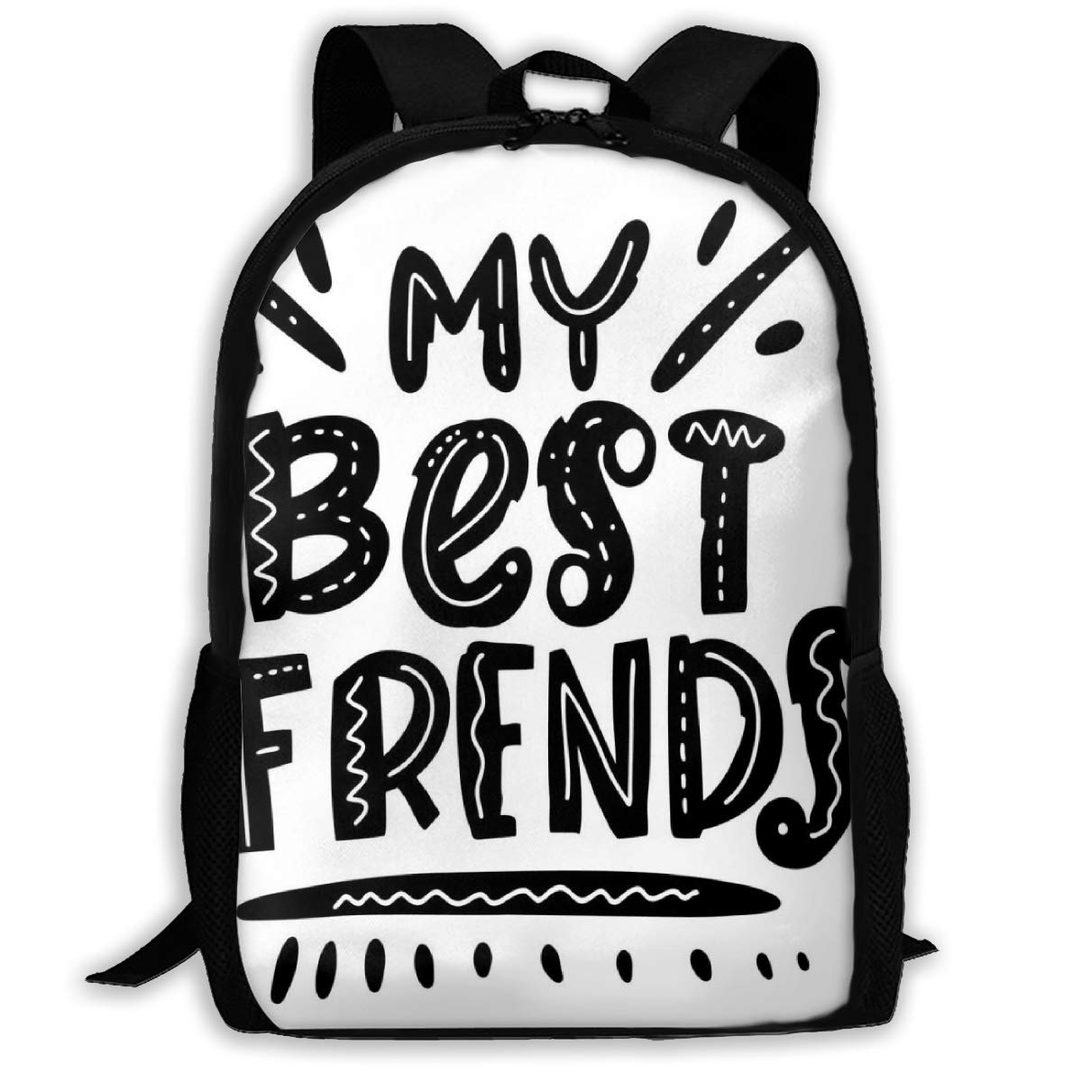 414b3094aa23 Amazon.com: Adult Travelc Laptop Backpack,My Best Friends ...