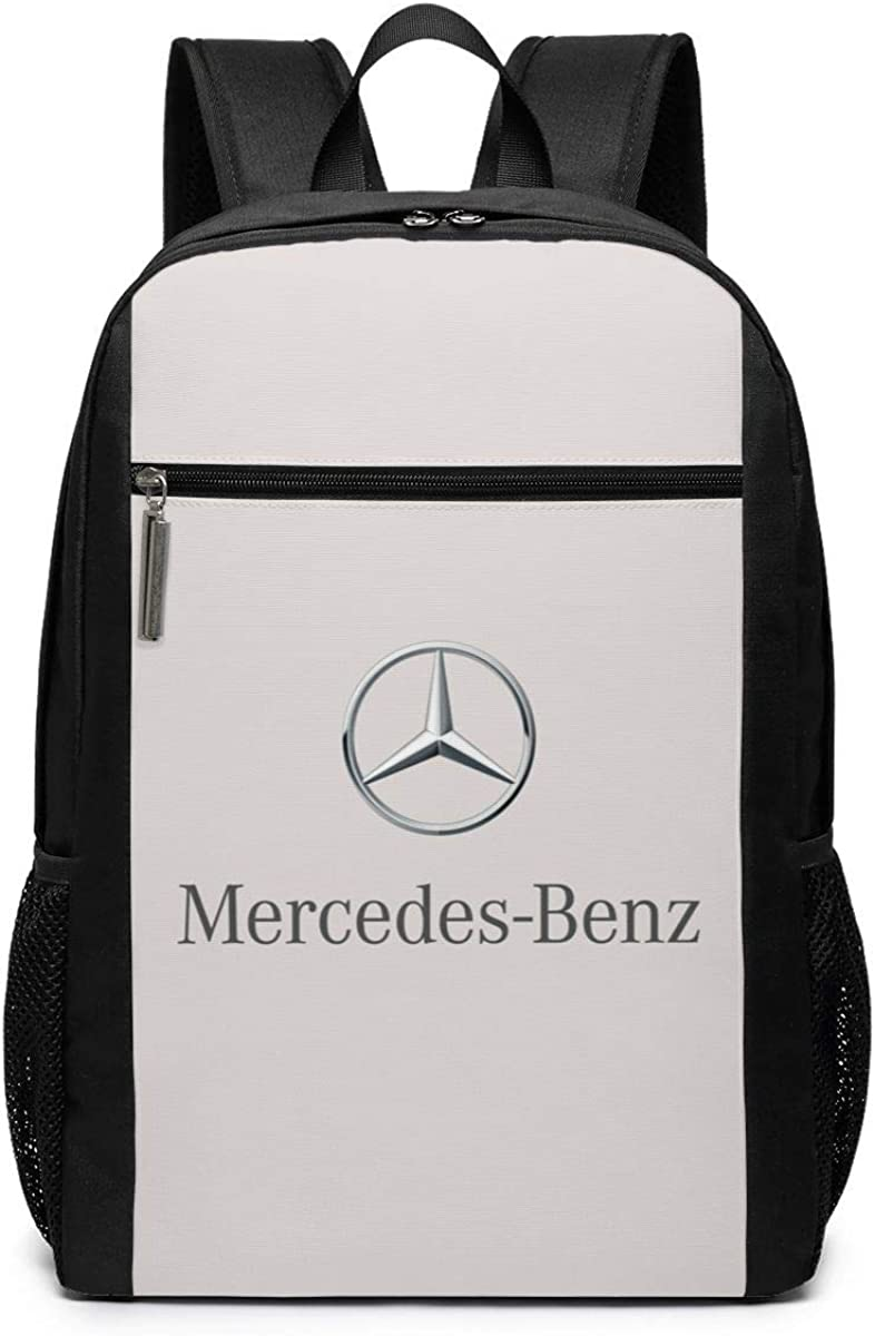 ShannonStone Men's M-Benz Super Heavy And Heavy Fashion Full Printing Laptop Bag For Zoos