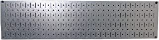 product image for Wall Control Narrow Pegboard 8in x 32in Galvanized Metal Pegboard Runner Tool Board