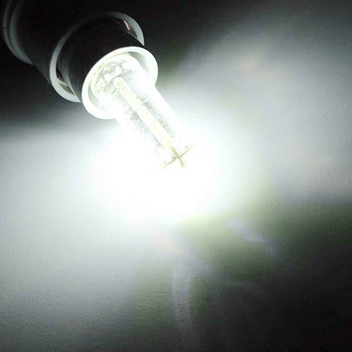 1PCS Color : Cold White, Size : 110V LLP-LED Dimmable G9 LED Bulb Bi-Pin Base 5W 80LED 5730SMD 400-500Lm Warm White//Cool White LED Lights AC 220 V//AC 110V