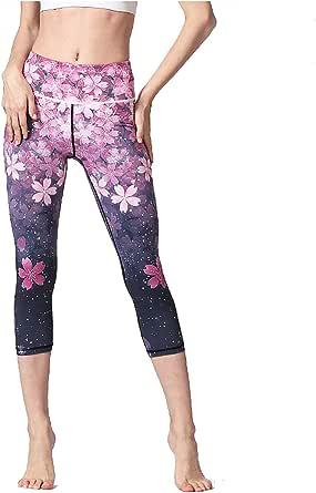 Whitewed High Waist Print Yoga Fitness Running Workout Legging Tights Pants Wear