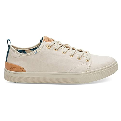 0d461b5ddc6 TOMS TRVL LITE Low Birch Canvas 37.5 Beige