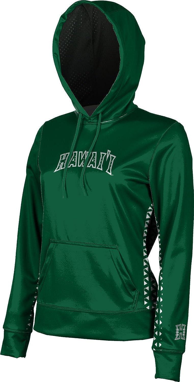 Geo ProSphere University of Hawaii Girls Pullover Hoodie School Spirit Sweatshirt