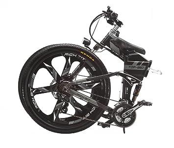 eBike_RICHBIT RLH-860 bicicleta eléctrica bicicleta de montaña plegable MTB e bicicleta 36V * 250W