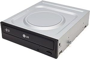 "FOR DELL GH22NP20 Genuine OEM LG Super Multi DVD Rewriter Optical Drives DVDRW Dual Layer 5.25"" IDE PATA ATAPI Black Bezel DVD Burner DL DVD+/-RW CD+/-RW"