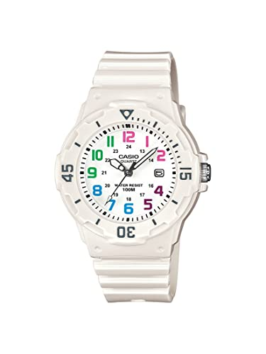 d68e8c7caa5b Casio LRW-200H-7BVCF Reloj para Mujer  Amazon.com.mx  Relojes