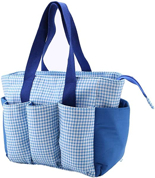 Ladies Womens Soft Lightweight Shopper Bag for Knitting Wool Yarn Accessories