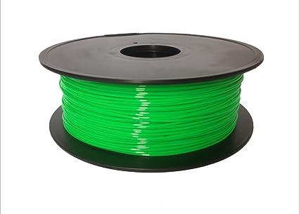 hieha® 1.75 mm PLA filamento Bobina materiales para impresora 3d ...
