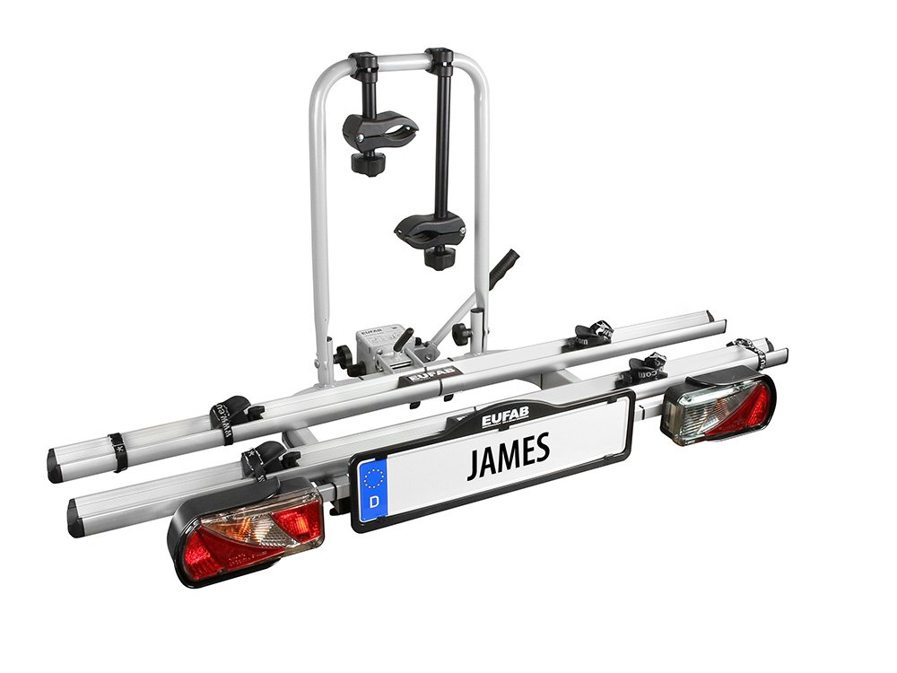 EUFAB 11417 Fahrradträger James product image