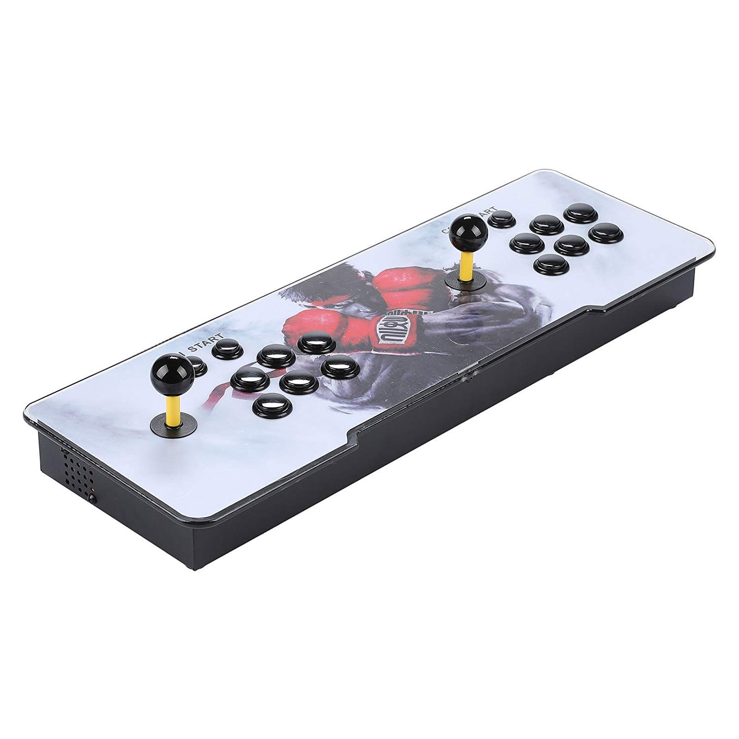 Happybuy Real Pandora's Box 6 Arcade Game Console HD Retro 3D Pandora's Key 7 Arcade Video Game 1500 in 1 Arcade Console with Arcade Joystick Support Expand Games for PC / Laptop / TV / PS4 by Happybuy (Image #5)