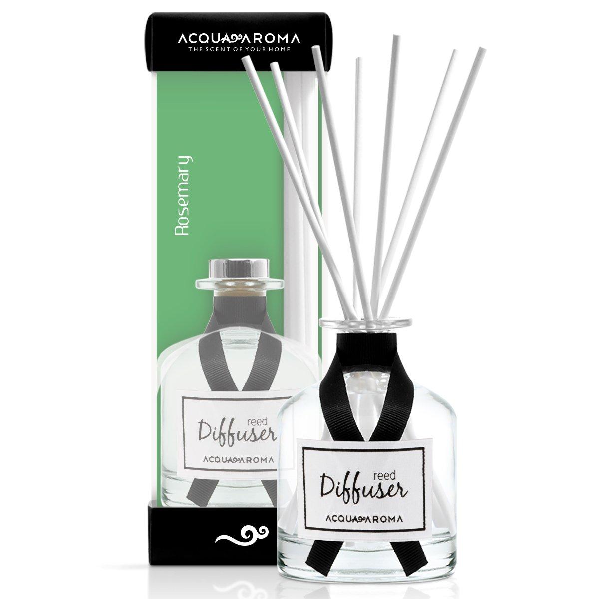 Acqua Aroma Rosemary Reed Diffuser 8.1 FL OZ (240ml)
