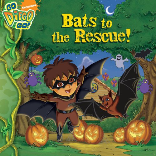 Bats to the Rescue! (Go, Diego, Go!)