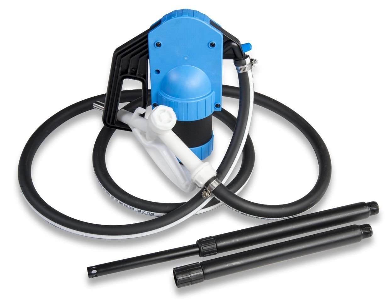 Titan 902-014-1 TCT TM1 Manual Pump with Hose and Nozzle, Plastic