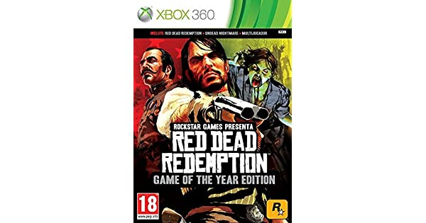 Red Dead Redemption-Game Of The Year Edition: Amazon.es: Videojuegos