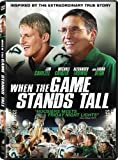 Buy When the Game Stands Tall
