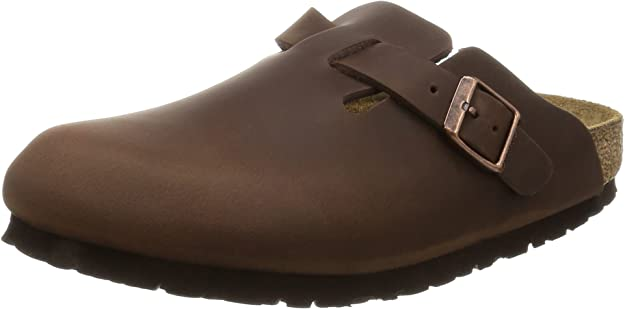 6. Birkenstock Boston Unisex Clog